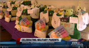 National Guard of Tucson Baby Shower