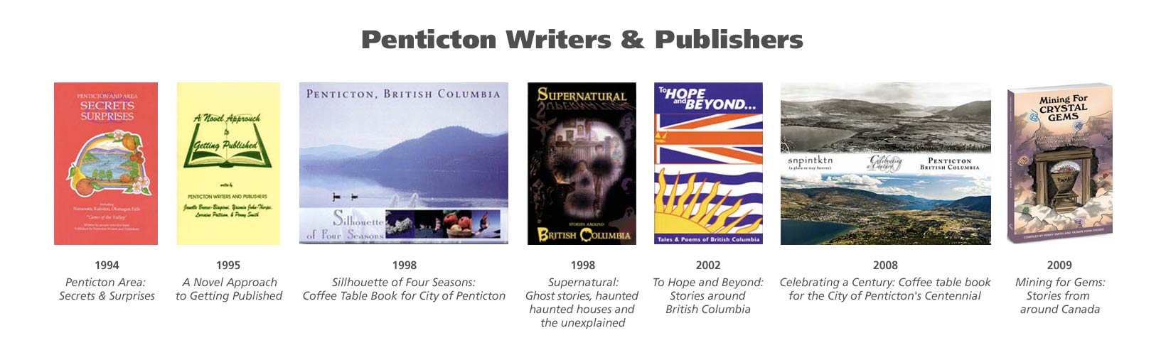 Penticton Writers & Publishers